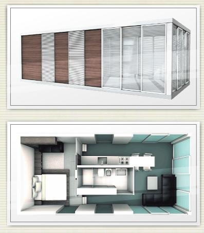 Casas prefabricadas barcelona hangar design group - Casas prefabricadas barcelona ...